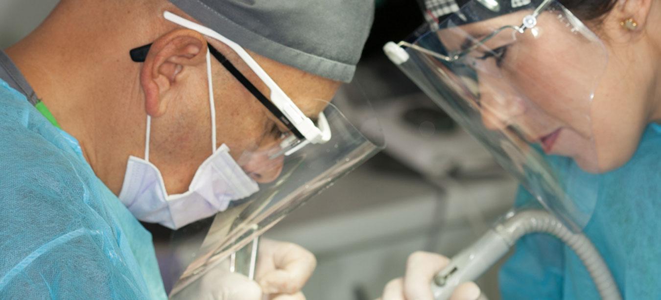 Implantes dentales All on Six