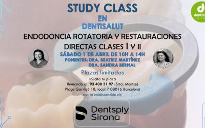 [Study class] Endodoncia rotatoria y Restauraciones directas