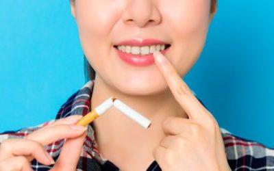Blanqueamiento dental y tabaco, ¿son compatibles?