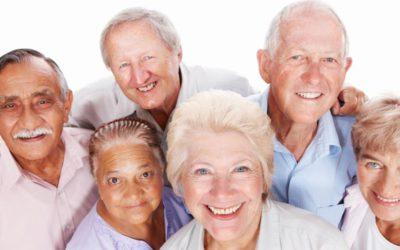 La salud oral en los pacientes mayores